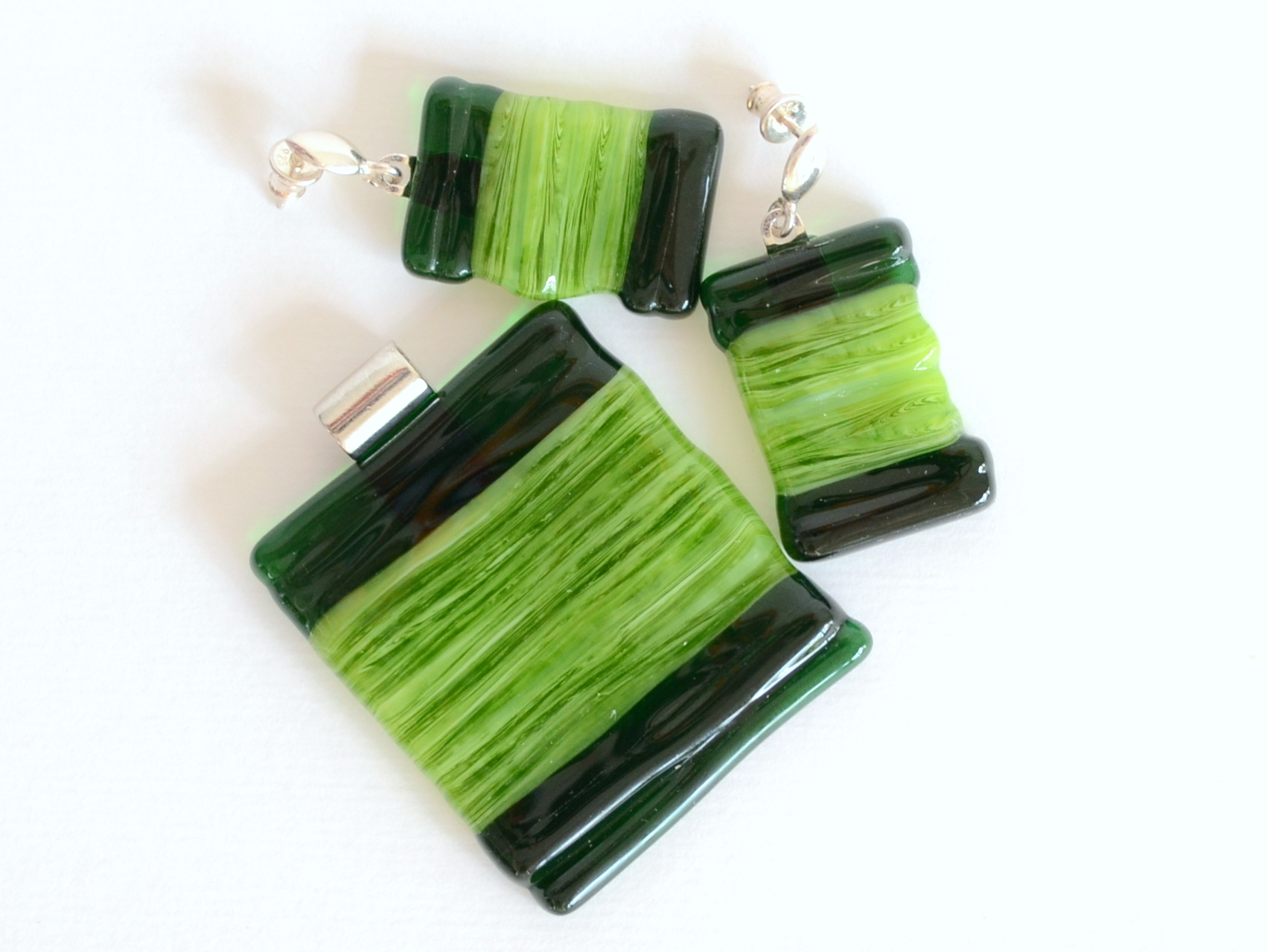 'Harmony' Glass Jewelry set