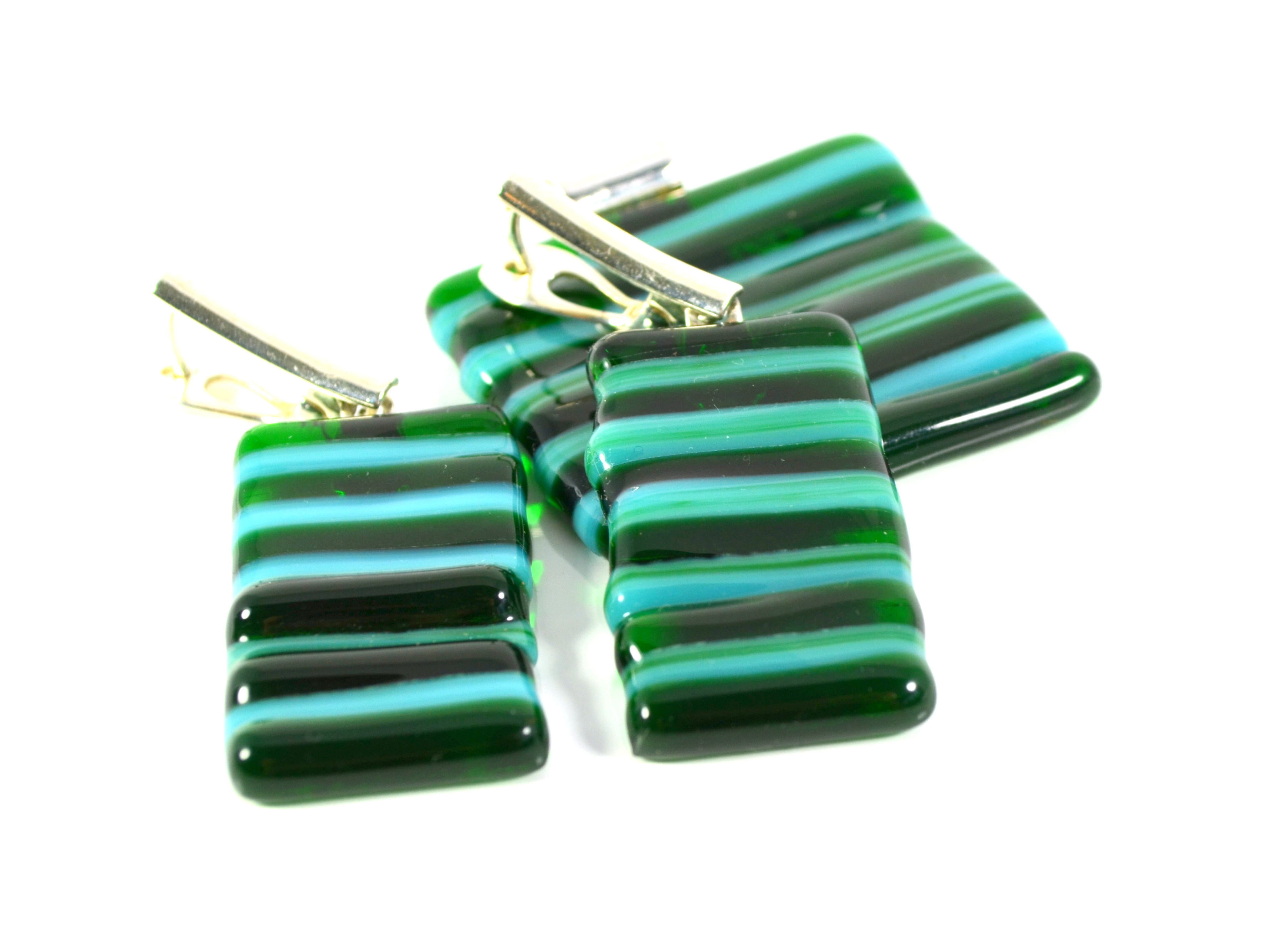 Tide - Glass Jewellery Set