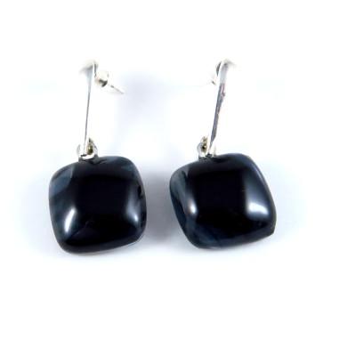 'Twilight' Glass Earrings