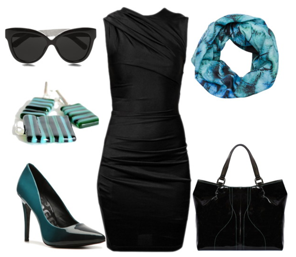 Little Black Dress perfect Day 2 Night outfit
