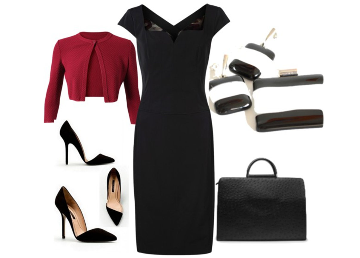 Little Black Dress – Must Have for Professional Woman