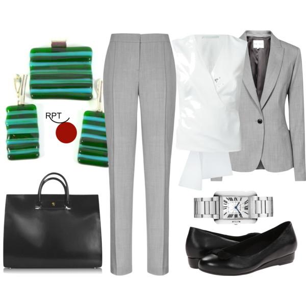 b06df7eda9 Smart Elegant Confident - Monday Office Attire - Red Point Tailor