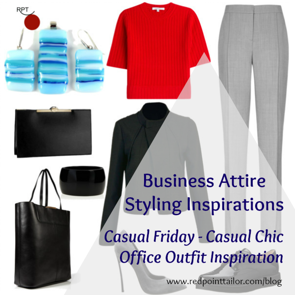 Casual Friday – Casual Chic Office Outfit Inspiration