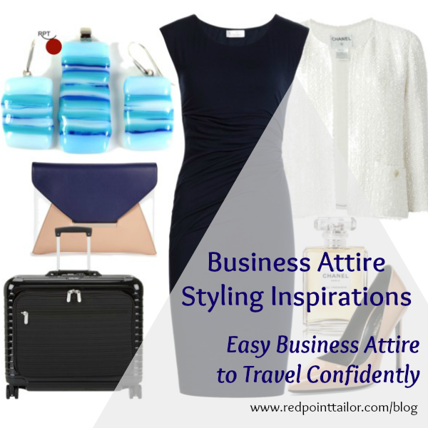 Easy Business Attire to Travel Confidently