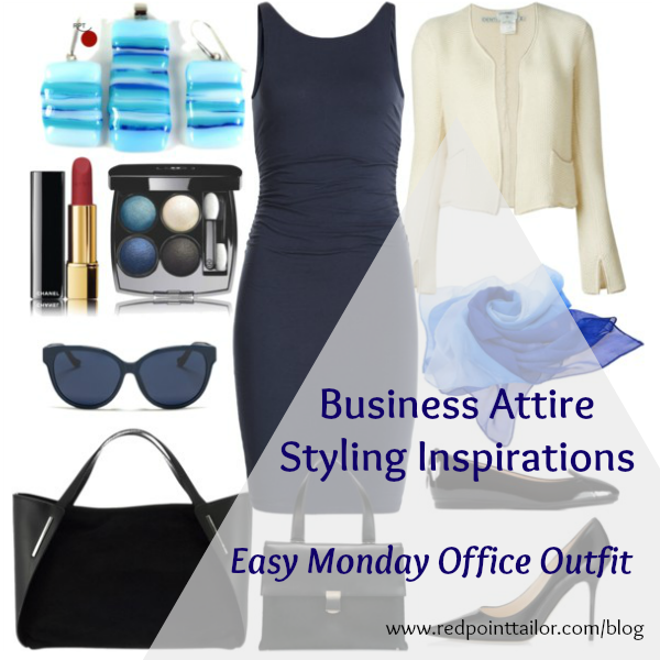 Easy Monday Office Outfit