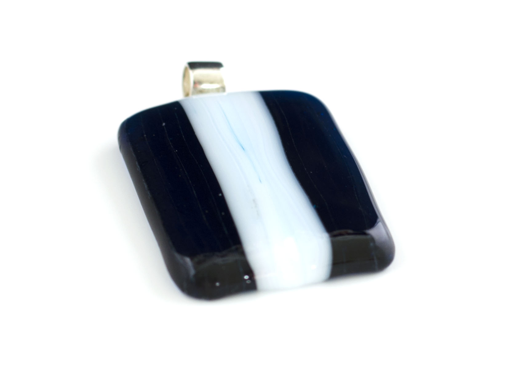 Petrolblue Modern Glass Pendant