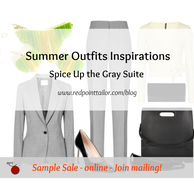 Spice Up the Gray Suite