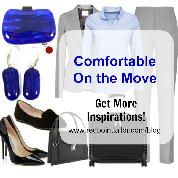 Comfortable On the Move
