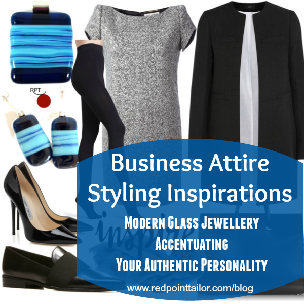 Business Outfit – Enjoying Meeting with Friends After Work