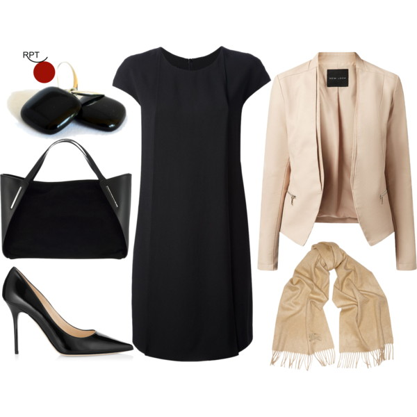 Elegant Simplicity  – Monday Office Attire