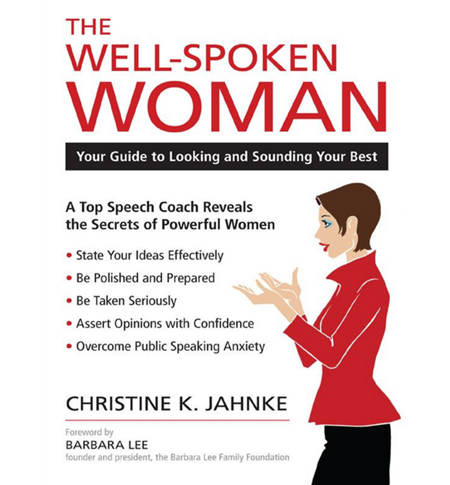 How to Become The Well-Spoken Woman