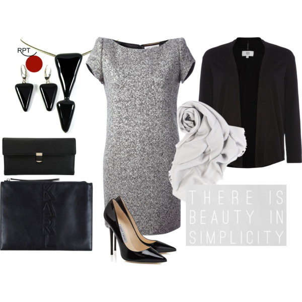Wednesday in Gray – Business Attire Styling Inspiration