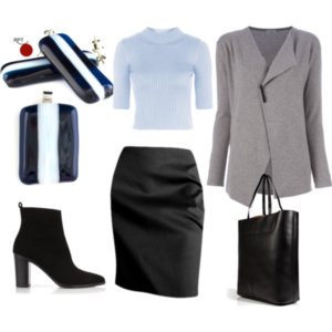 Comfortable Office Outfit, business attire, casual chic office attire, dress for success, earring, earrings, fashion, handmade, jewellery, modern jewellery, office outfit pure simplicity, ootd, pendant, pendants, Red Point Tailor, start week confidently, style, women in business, working woman