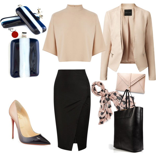 Simple Elegance – Business Attire For Thursday