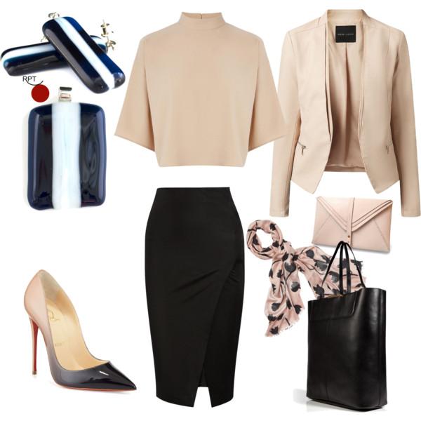 Simple Elegance – Business Attire For Thursday