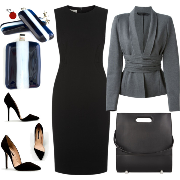 Smart Elegant Confident – Monday Office Attire