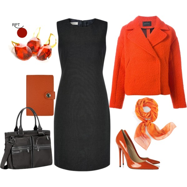 One Dress Many Looks – Friday Office Attire