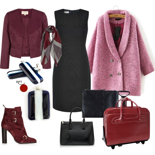 One Dress Many Looks – Friday Office Attire