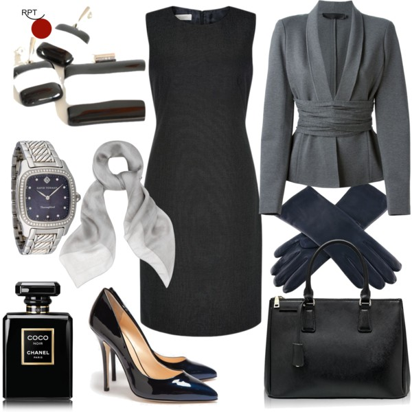 One Dress Many Looks – Monday Office Attire