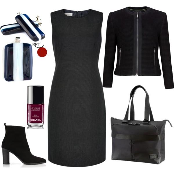 One Dress Many Looks – Monday Office Attire