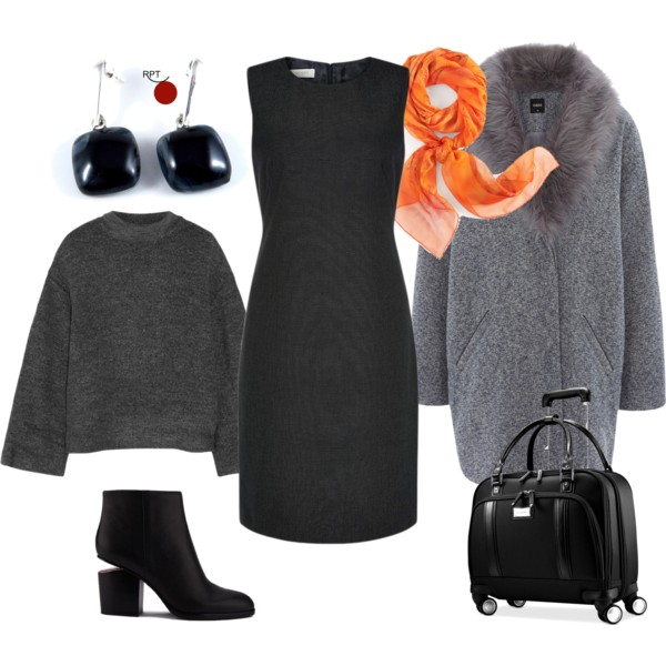Office Outfit – November Wednesday