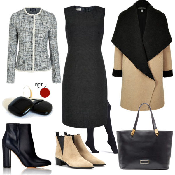 One Dress Many Looks – Saturday Office Attire