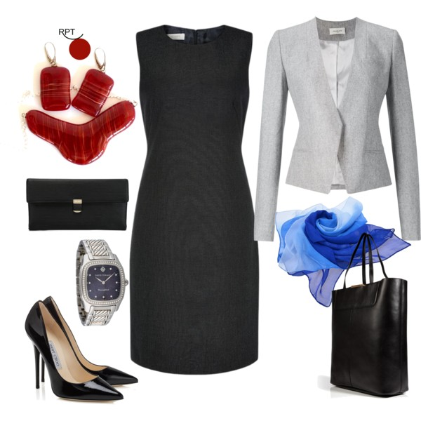 One Dress Many Looks – Thursday Office Attire