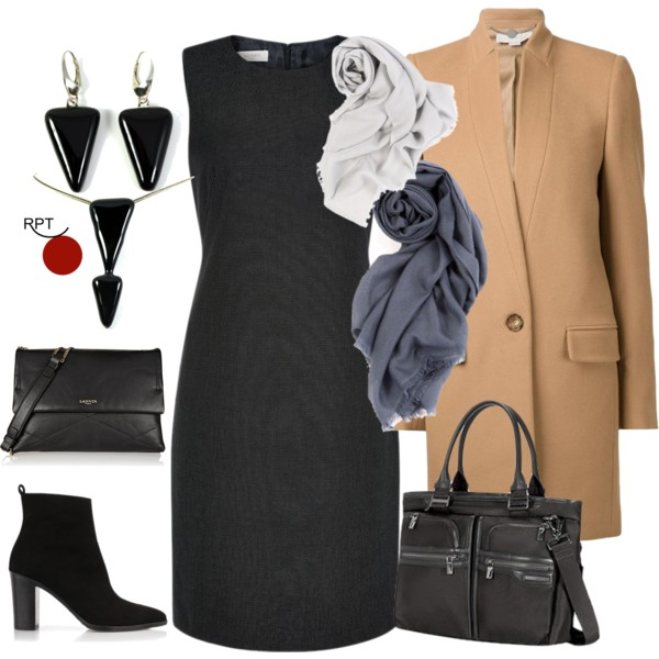One Dress Many Looks – Tuesday Office Attire