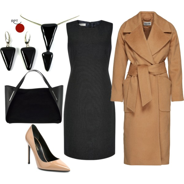 One Dress Many Looks – Wednesday Office Attire