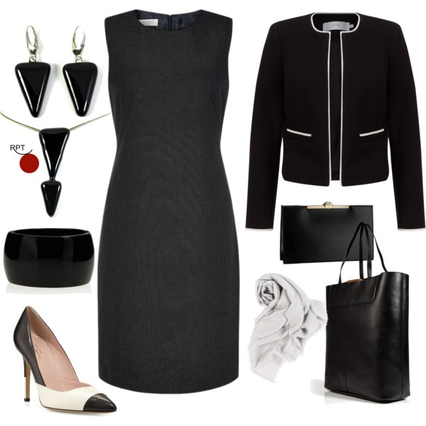 One Dress Many Looks – Wednesday Office Attire
