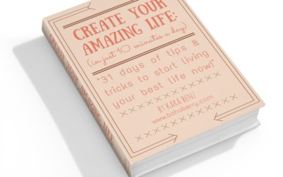 Say Hello to Your Amazing Life!