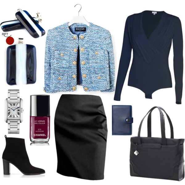 Thursday Business Meeting – One Jacket Many Looks