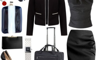 Easy Tuesday Office Outfit – One Jacket Many Looks