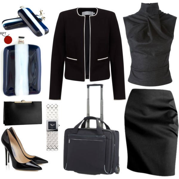 Easy Tuesday Office Outfit - One Jacket Many Looks