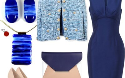 Friday – Let's the Party Begin – One Jacket Many Looks