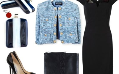 Monday Office Outfit – One Jacket Many Looks