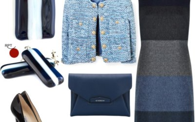 Tuesday Office Xmas Party – One Jacket Many Looks