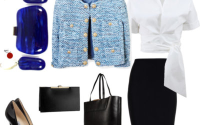 Wednesday Business Meeting – One Jacket Many Looks