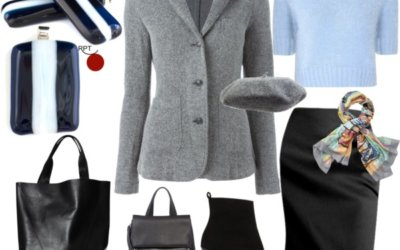 Office Comfort – One Jacket Many Looks