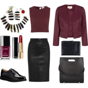 black pencil skirt, business attire, confidence, dress for success, earring, earrings, fashion, Friday, handmade, jewellery, Little Red Dress, meeting, modern jewellery, ootd, pendant, pendants, Red Point Tailor, style, women in business, working woman