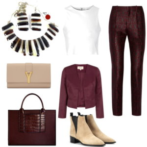 Casual Sprint Office Attire, business attire, confidence, dress for success, earring, earrings, fashion, Friday, handmade, jewellery, Little Red Dress, meeting, modern jewellery, ootd, pendant, pendants, Red Point Tailor, style, women in business, working woman