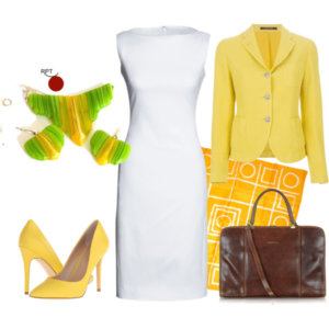 yellow jacket, be creative, be ispired, business attire, confidence, earring, earrings, fashion, handmade, jewellery, office essencials, Office Essentials, office outfit, ootd, Red Point Tailor, style, styling inspirations, Summer Office Chic, women who work