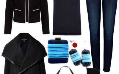 How to Style French Jacket for Casual Friday at the Office