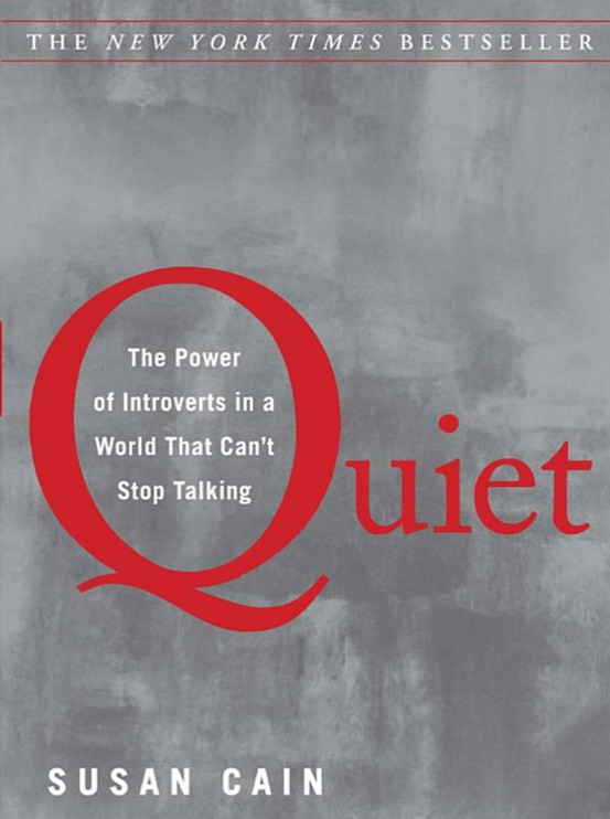 introvert, Power of introvers, weekend reading, Recommended Reading, Susan Cain, Introverts
