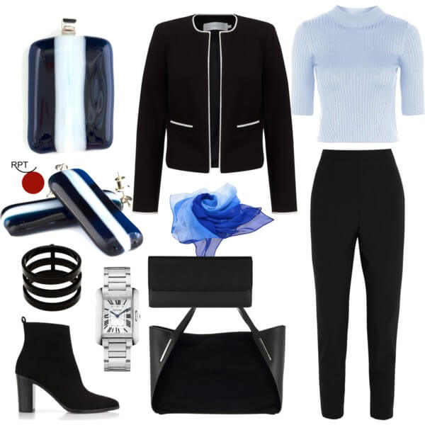 Today on the agenda – Office Outfit Inspiration for Autumn